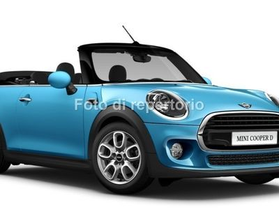 begagnad Mini Cooper D Cabriolet ONE