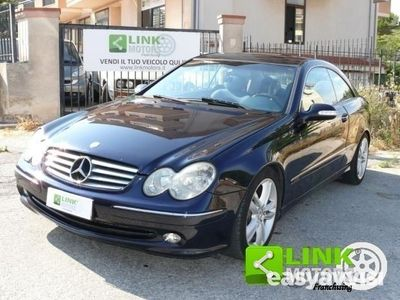 używany Mercedes CLK270 classe coupè cdi elegance diesel