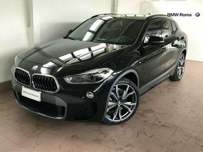 usata BMW X2 xDrive25d Msport-X del 2018 usata a Roma