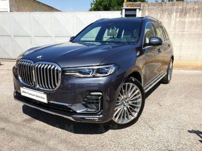 usata BMW X7 xDrive30d nuova a Teverola