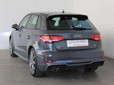usata Audi A3 SPB 2.0 TDI S tronic + S LINE EXT + RADAR + VIRTUA