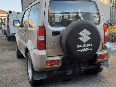 brugt Suzuki Jimny - 2002