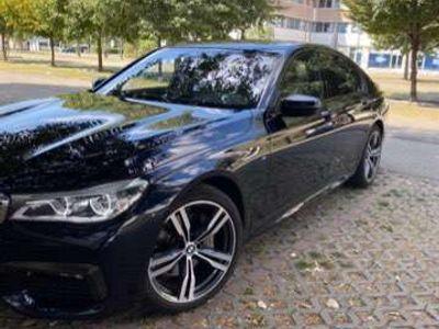 usata BMW 730 Serie 7 (G11/G12) xDrive Eccelsa pacchetto M