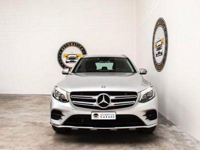 usata Mercedes GLC250 4Matic Premium AMG Line NAVI LED