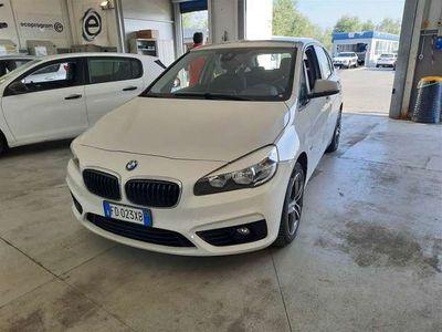 usata BMW 220 Active Tourer D 190CV SPORT **UNIPRO'*FATTURABILE*