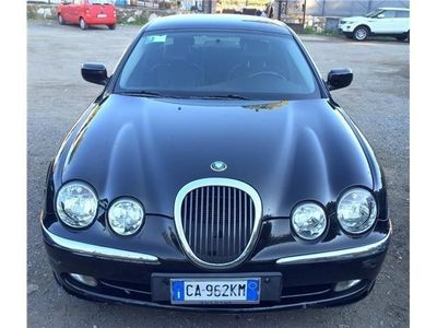 usata Jaguar S-Type (x200) 3.0 V6 24v Cat Executive Gpl Usato