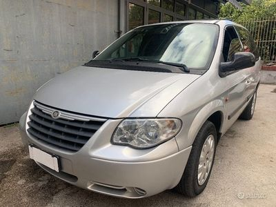 usata Chrysler Voyager 2.8 CRD cat Limited Auto Diesel