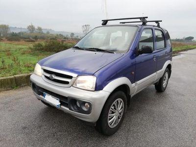 usata Daihatsu Terios 1.3 4WD SX 5p clima