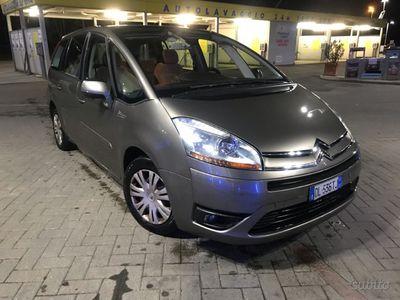 usata Citroën C4 Picasso gran 7 posti