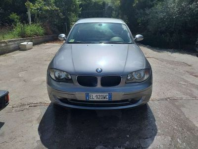 usata BMW 116 Serie 1 (E87) cat 5 porte Eletta