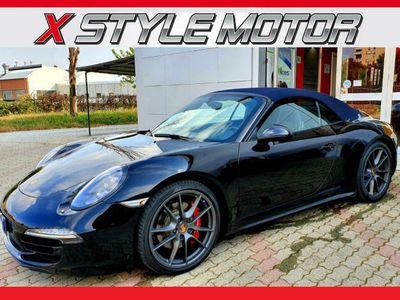 usata Porsche 911 Carrera 4S Cabriolet 911 Urmodell 3.8 PDK ✰✰✰✰✰ STUPENDA