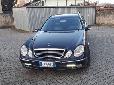 używany Mercedes 320 CLASSE E AVGCDl