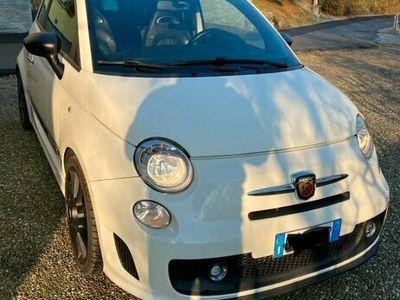 usata Fiat 500 Abarth 1.4 16v Essesse anno 2009