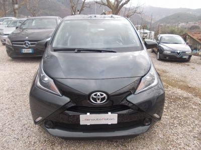 usata Toyota Aygo 1.0 VVT-i 69 CV 5 porte x-cool