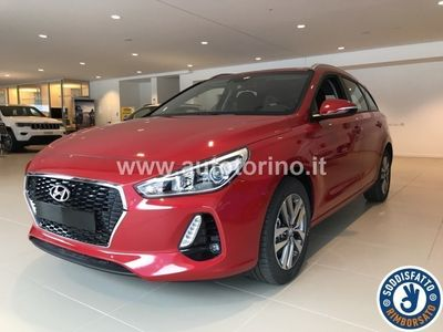 begagnad Hyundai i30 I30 SWWagon 1.6 CRDi 136CV E6 Business MY2017