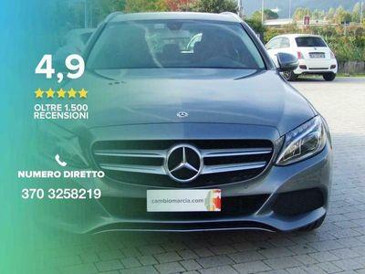 usata Mercedes C200 d S.W. Auto Premium