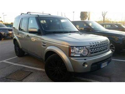 usado Land Rover Discovery 4 3.0 SDV6 255CV SE
