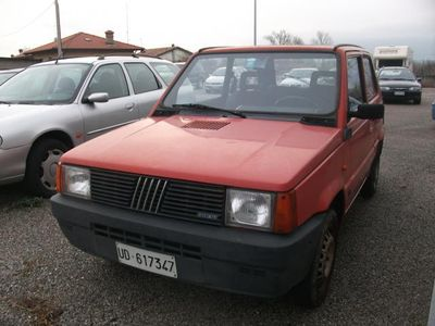 usata Fiat 750 PandaYoung