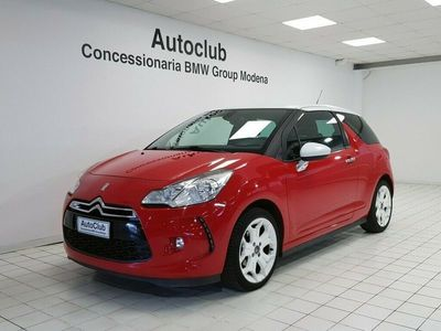 brugt Citroën DS3 DS31.6 HDi 90 So Chic