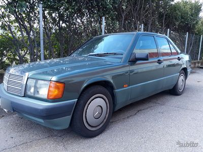 used Mercedes 190 - 1990