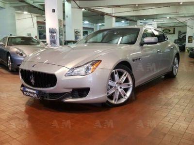 brugt Maserati Quattroporte 3.0 V6 S Q4 - ITALIANA - GARANZIA