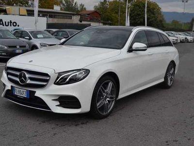 usata Mercedes E350 SW d Premium 4matic auto