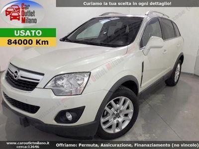 usata Opel Antara CDTI Cosmo 2011 2.2 D 184CV 6Man 5P Bianco
