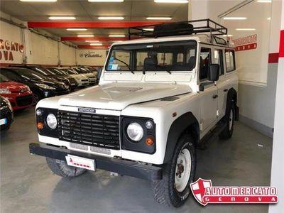 brugt Land Rover Defender 110 2.5 Td5 cat Station Wagon