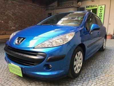 usata Peugeot 207 1.4 5PORTE ** UNICOPROPRIETARIO - Ok NEOPATENTATI