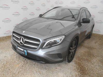 usata Mercedes 200 GLA suvd Automatic Sport del 2016 usata a Modugno