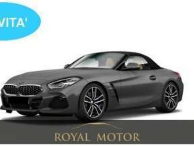 usata BMW 340 z4 m 40icv. frozen grey nuovo modello !!! benzina