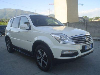 usata Ssangyong Rexton W 2.2 Diesel 4WD A/T Top Pelle Tabacco rif. 11152998