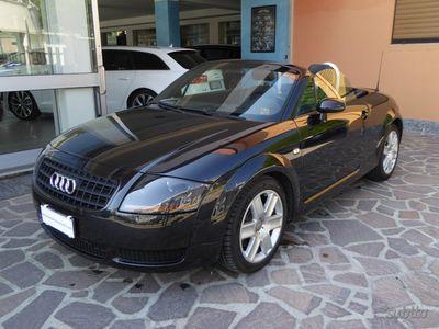 begagnad Audi TT Roadster 1.8 T 20V 179 CV cat TAGLIANDATA