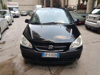usado Hyundai Getz 1.1 12v 5p gl unico p�roprietario