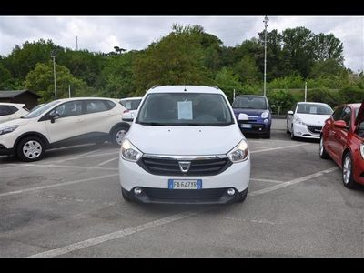 usata Dacia Lodgy 1.5 dCi 8V 90 CV Start&Stop 7p.ti SS Lauréate Family del 2015 usata a Siena