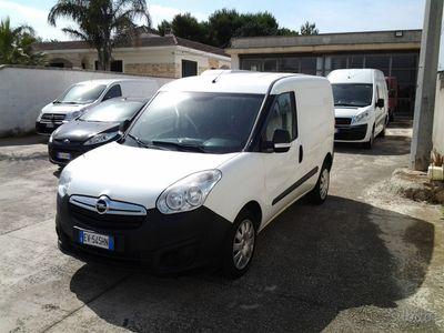 usata Fiat Doblò 1.4 Turbo EcoMetano 120CV PC-TN 2014
