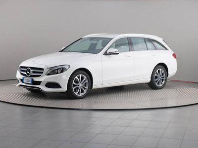 usata Mercedes 200 C-Klasse SWSport Automatic