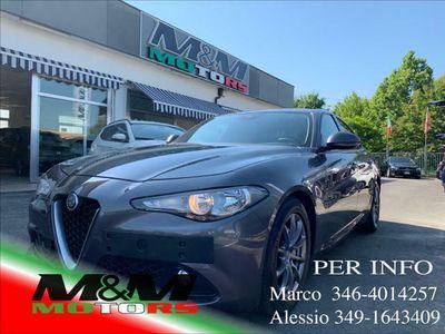 usata Alfa Romeo Giulia 2.2 Turbodiesel 136CV AT8 SUPER - VARI COLORI!!
