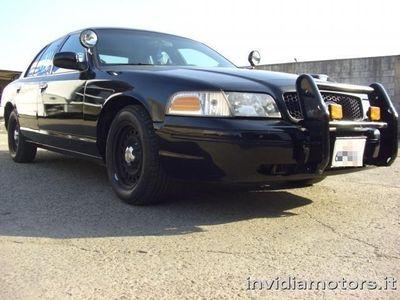 usata Ford Crown P71 INTERCEPTOR POLICE ORIGINALE USA