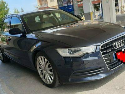 usata Audi A6 bi.turbo 313 cavalli anno fine 2014