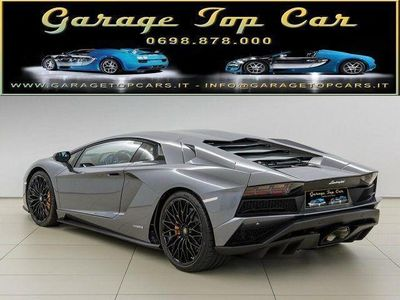 usata Lamborghini Aventador AventadorS Co