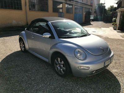 usata VW Beetle Newcabrio