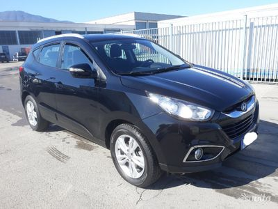 used Hyundai ix35 2.0 CRDI 2WD unico prop 2013 km certi