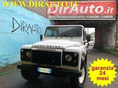 usata Land Rover Defender 110 2.4 TD4 Station Wagon S N1