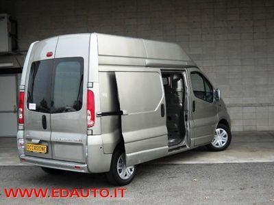 usata Opel Vivaro 29 FURGONE 2.5 CDTI PASSO LUNGO rif. 7097995