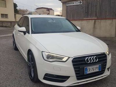 usata Audi A3 SPB 1.6 TDI Attraction