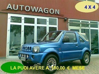 usata Suzuki Jimny 1.3i 16V cat Cabrio 4WD JLX Imp. GPL