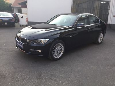 begagnad BMW 320 SERIE 3 BERLINA d xdrive Luxury navi