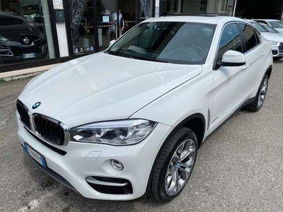 "usata BMW X6 xDrive30d 258CV Extravagance+TETTO+LEGA ""20"