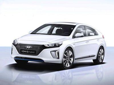 brugt Hyundai Ioniq Hybrid DCT Style nuova a Ancona